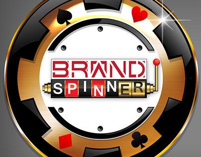 Poker chip for Brand Spiner