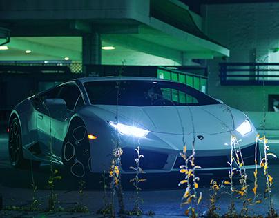 Lamborghini Huracan - Abandoned Location