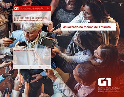 G1 | Anúncio