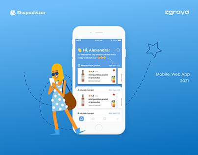 Shopadvizor — Next-gen supermarket wiki