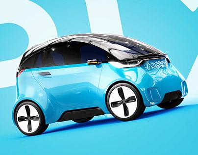 PIX - Polish electric car