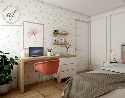 NF Arq & Diseño Interior Proy.Flores