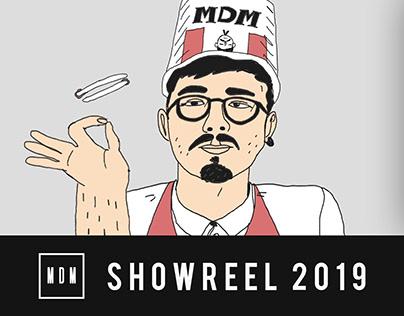 Matteo Dang Minh / Showreel 2019