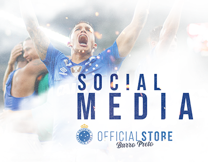 SOCIAL MEDIA - Official Store - Barro Preto