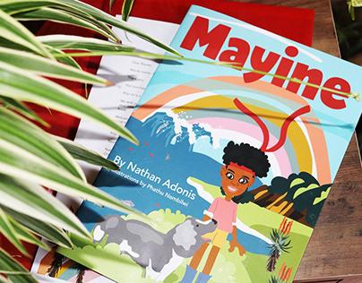 Mayine Children Book