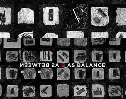 B as Between – B as Balance 2nd Hakka Impression