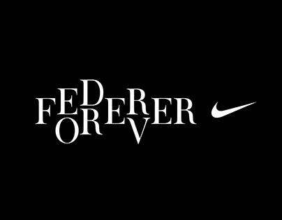 Federer Forever, Nike