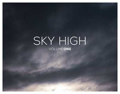 Sky High Volume One: Atmospheric Photography