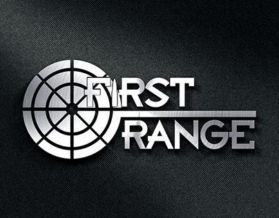 First Range Logo Development
