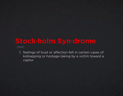 Stockholm Syndrome Infographic