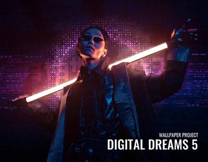 Digital Dreams 5 - Wallpaper