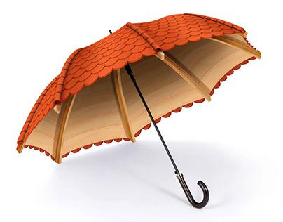 Roof Umbrella