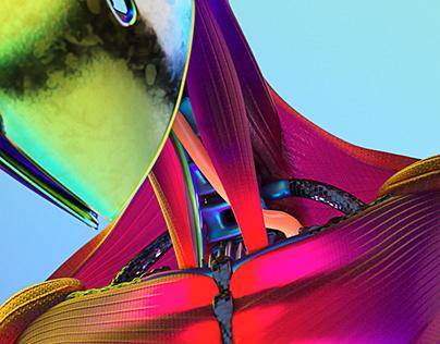 Colourful tecnology