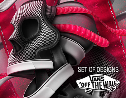 VANS - Set of designs