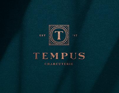 Tempus Charcuterie Branding