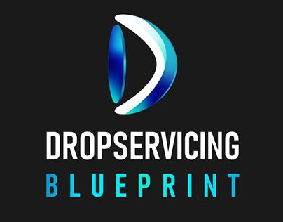 Drop Servicing Blueprint Logo