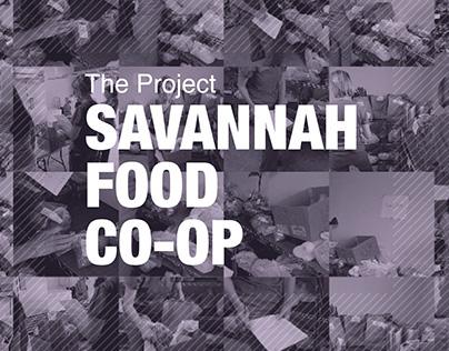 SAVANNAH FOOD COOP | Research + Strategy