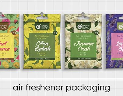 Air Freshener packaging