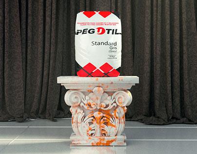 PEGUTIL - Diseño 3D