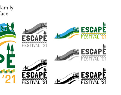 Escape Festival - Logo 1