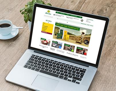 Online Shop Moema Espresso