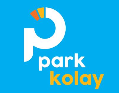Parkkolay - Brand Identity