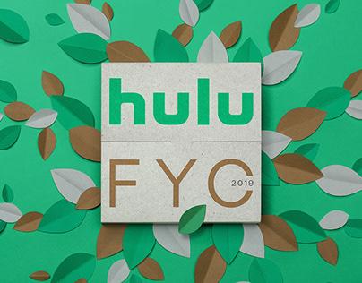 HULU Emmy FYC Mailer