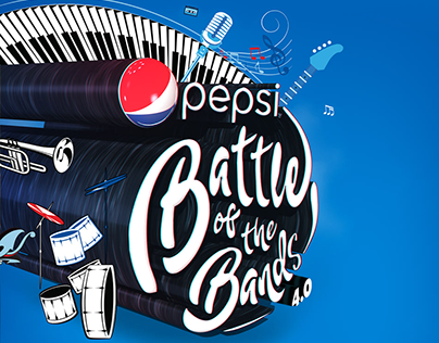 Pepsi Battle of the Bands 4.0