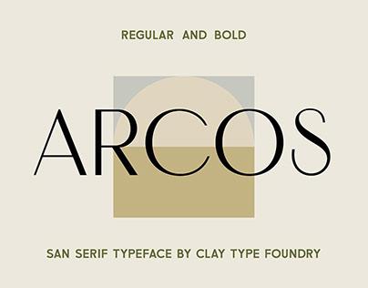 San Serif Font