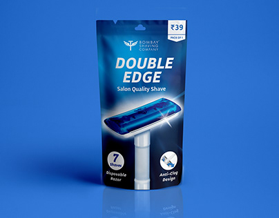 Double Edge: Packaging Design
