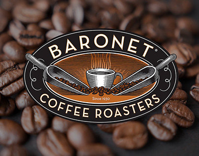 Baronet Coffee Roasters Logo