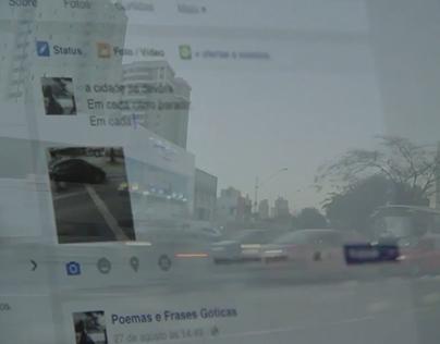 "Projeto Audiovisual - ""Hipermodernidade"""