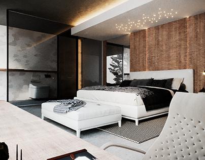 Studio Apartment - Miami