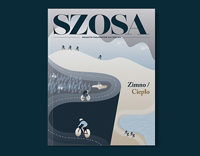 Cover design for SZOSA