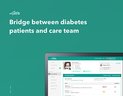 myBCD: Service for patients with diabetes