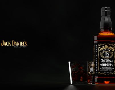 Jack Daniel's CGI