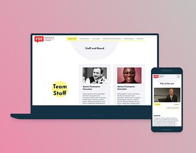 FSE -website
