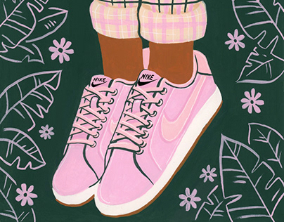 Illustrations for Zappos