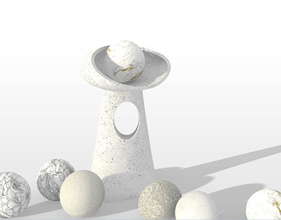 3D MODEL | CONCEPTUAL SAFFRON KIT