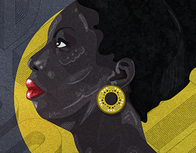 Nina Simone- Africa Project