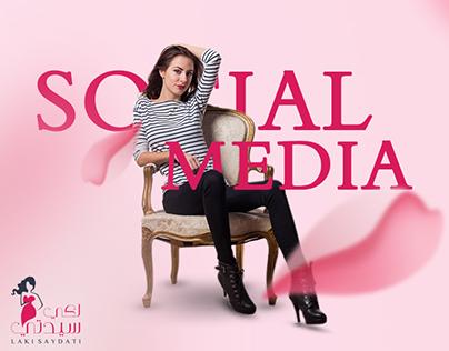 LAKI SAYDATI | Social Media Designs