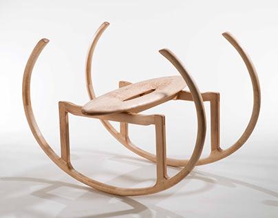 Rocking Tusk Chair