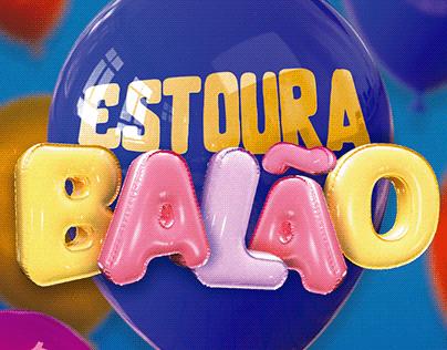 Estoura Balão | Óticas Afagu