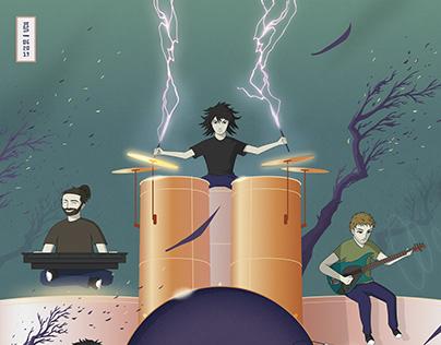FoReal Anime Band Cover