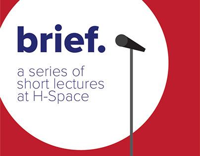 brief. Promotional Branding