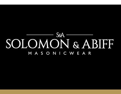 Branding - Solomon & Abiff