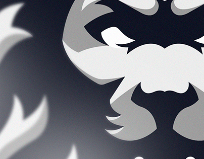 'Imperial Lions' Logo Project