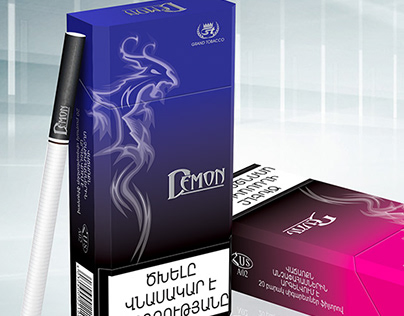 PACKAGING - Cigarette box