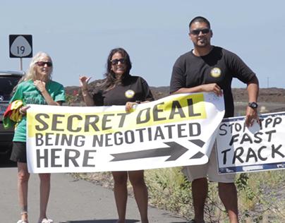 Anti-TPP Demonstration Video