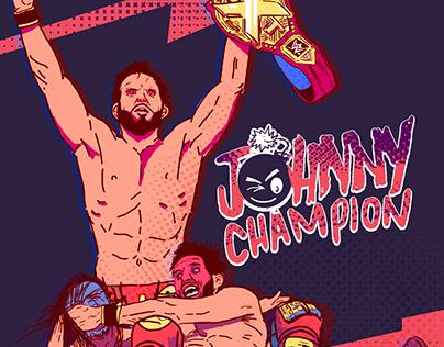 Johnny Champion